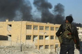 Атака боевиков на боевиков захлебнулась