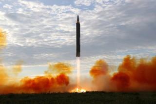 В США рассказали об упавшей на город северокорейской ракете