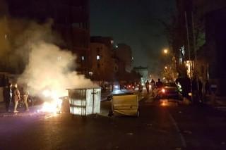 США пригрозили назначить ответственных за подавление протестов в Иране