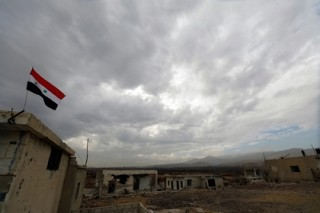 Сирийцы отбили у боевиков четыре поселения за четыре часа