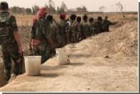 Окруженные сирийские военные массово сдались боевикам