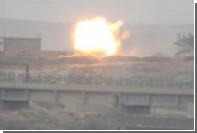 Террористы атаковали сирийских солдат ракетами и подбили «Шилку»