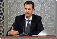 Асад призвал мусульман просить дождь у Аллаха