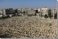 Назван размер безвозмездной помощи для Сирии