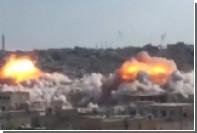 Бобмардировку в Сирии сравнили с «Тетрисом»