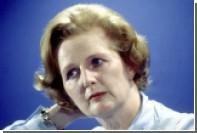 Раскрыты сведения о расизме Маргарет Тэтчер