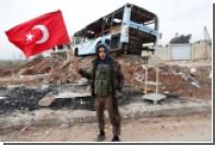 Эрдоган заявил о планах дойти до конца в уничтожении курдских отрядов в Сирии