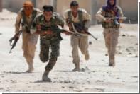 Сирийская армия увлеклась борьбой с боевиками и получила удар в спину