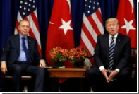 Белый дом переврал содержание разговора Трампа и Эрдогана