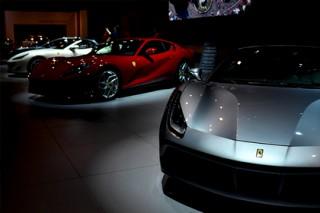 Ferrari создаст элитный супер-электрокар