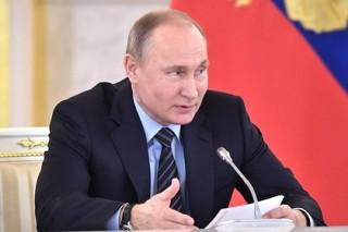 Путин повысил минимальный размер оплаты труда до прожиточного минимума
