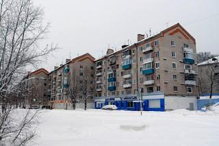 Россиян оставили без жилья экономкласса