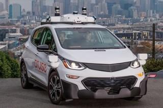 General Motors выпустит автомобиль без руля и педалей