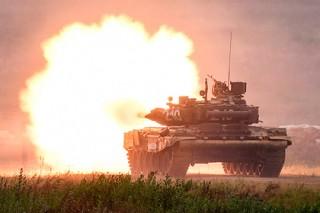 Российская армия получит новые танки Т-90М