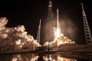 Украина помогла SpaceX