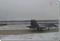 Экстремальная дозаправка «Русских Витязей» и «Соколов России» попала на видео