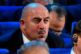 Черчесов озвучил цели сборной России на чемпионат мира-2018
