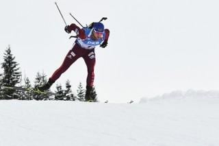 Российский биатлонист оценил свою скорость словами «яма» и «дно»