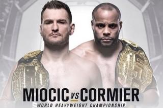 Определился соперник Миочича в бою за титул чемпиона UFC