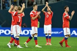 Российских футболистов заранее обвинили в употреблении допинга на ЧМ-2018
