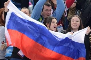 Российский флаг оказался под запретом на Олимпиаде
