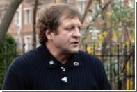 Объявлен следующий соперник Емельяненко-младшего