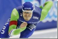 Конькобежец пропустит старт ЧЕ из-за неудачной попытки завязать шнурки