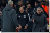 «Манчестер Юнайтед» и «Арсенал» обменялись футболистами
