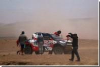 Бывший тренер «Зенита» дебютировал на «Дакаре» и попал в аварию