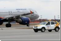 Снятая с самолета за дебош жена Аршавина назвалась майором ФСБ