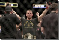 Чемпионы UFC защитили титулы