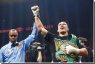 Усик победил Бриедиса в полуфинале Всемирной боксерской суперсерии