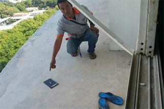 Россиянин погиб при падении с 12-го этажа в Таиланде