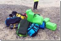 Волны вынесли на британские пляжи 360 килограммов кокаина