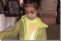 Ким Кардашьян и Канье Уэст запустили детскую линию одежды