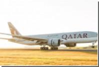 Авиалайнер Qatar Airways приземлился после самого долгого в истории перелета