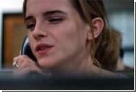 Эмма Уотсон устроилась на работу к Тому Хэнксу в трейлере «Сферы»