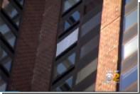 В Нью-Йорке квадрокоптер влетел в чужую квартиру