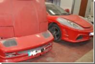 Испанские мошенники научились делать Lamborghini из старых Toyota
