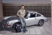 Хаби Алонсо представил совместную коллекцию Porsche и adidas