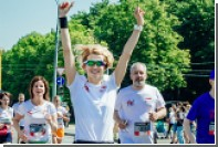 Москвичи начали записываться на Зеленый марафон