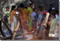 Индиец очнулся по пути на собственные похороны