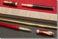 Montegrappa изготовила ручки для фанатов «Игры престолов»