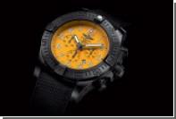 Breitlng предложил хронометр с ярко-желтым циферблатом