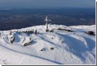 Турист погиб после столкновения со сноубордисткой на российском курорте