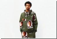 Supreme украсил спортивный костюм портретами Обамы