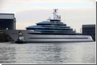 В Голландии построена 110-метровая суперъяхта по проекту российского дизайнера