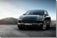 Porsche предложила россиянам «платиновый» Cayenne за шесть миллионов