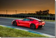 В России стартовали продажи Corvette Grand Sport за 7,5 миллионов рублей