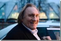 Жерар Депардье отсудил полмиллиона рублей у московской предпринимательницы